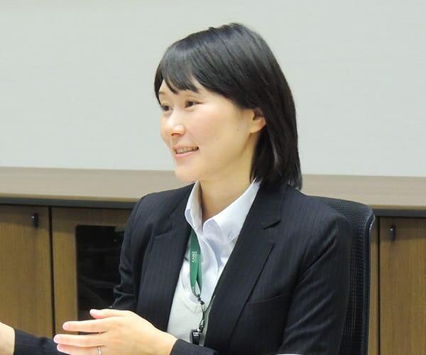 教育訓練部 フレンドリーサービス 推進グループ 宮尾 千春 様