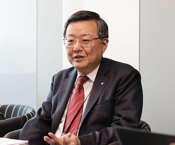 人財本部 意識改革・人づくり推進部 教育研修グループ マネジャー 横山 博史 様