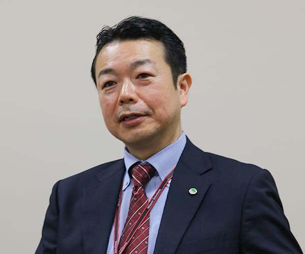 人事総務本部 人事部 担当部長 近藤 寛人 様