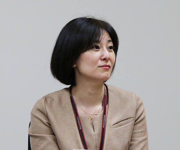 人事総務本部 人事部 人財開発グループ 主任 槇田 理恵 様