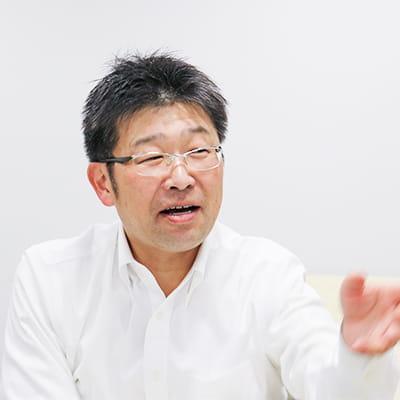 岸田 泰則さん